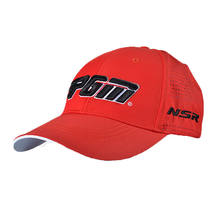 ada2b54f7d7 2017 NEW Leisure Brand Golf Hats for Men   Women Summer Sun Hat UV Sunscreen  Breathable Golf Caps Baseball Cap (Red)