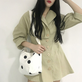 031219 new hot lady girl small canvas shoulder bag