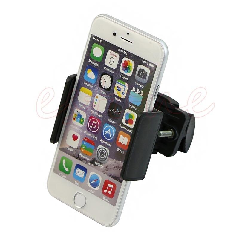 Portable <font><b>Motorcycle</b></font> Bike Bicycle Handlebar <font><b>Mount</b></font> Holder For iPhone Mobile <font><b>Phone</b></font>