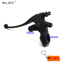 XLJOY 7/8'' 22mm Handle Clutch Perch Lever For Yamaha XJ700 XJ750 XS750 Maxim Virago Vstar Motor Bike Motorcycle