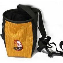 E0048 Chalk bag Polyester Beam type Mg Powder Bags for Sports Outdoor Mountain-Climbing Rock-Climbing