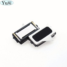 цена на for Xiaomi Redmi Note 2 Earpiece Earphone Call Speaker Receiver Flex Cable Replacement for Xiaomi Hongmi Note 2 Spare Parts