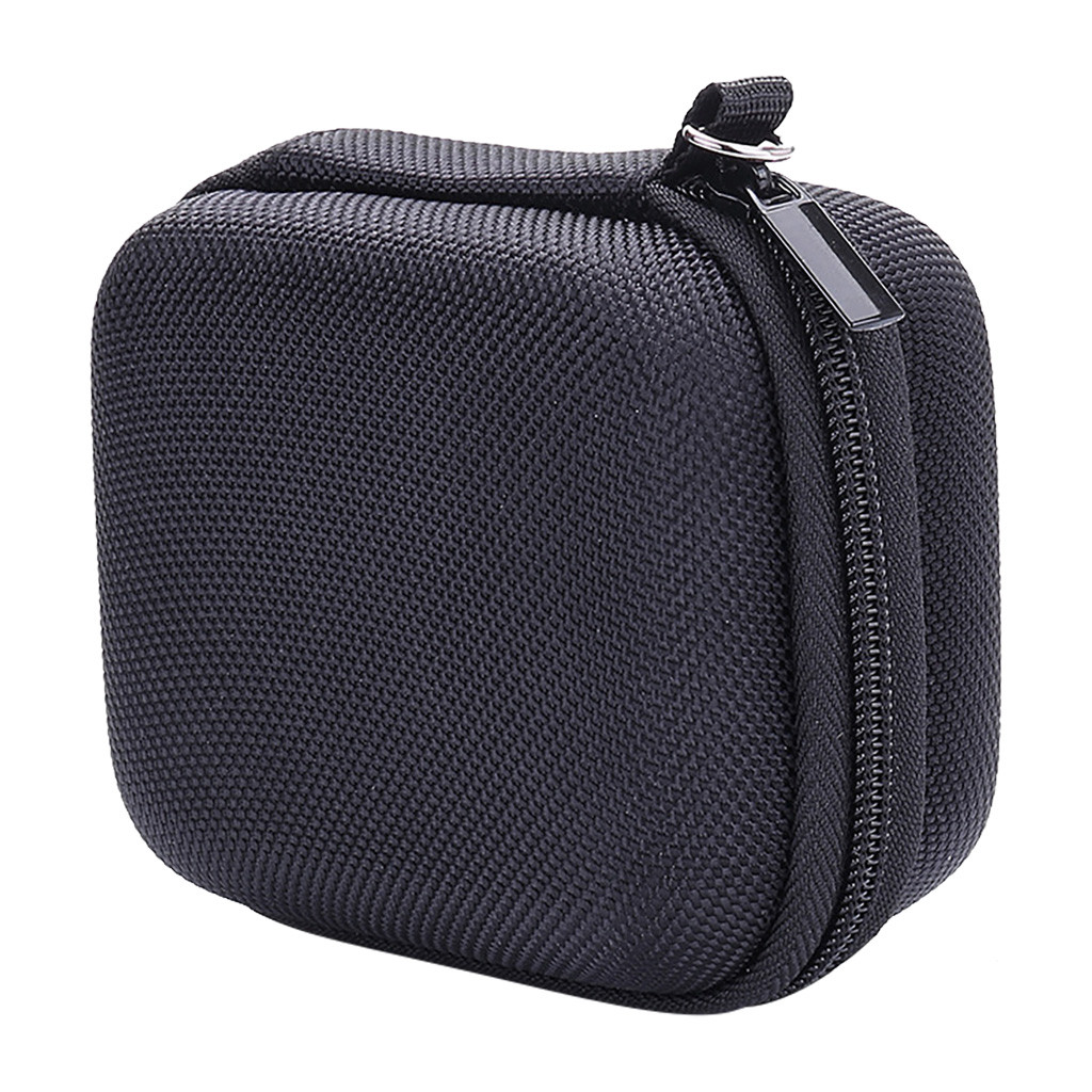 EVA Hard Travel Audio Carrying Case For JBL GO2 Bluetooth Speaker Soft Flannel Drop Protection Sleeve #10