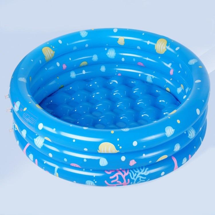 Экологичные ПВХ надувные Бассейны детские дети Безопасный ПВХ мультфильм океан Balls бассейн Ванны бассейна Бассейны Аксессуары