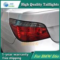 JGD Фирменная Новинка стиль для BMW E60 520i 523li 525i 528i задние фонари 2004 2010 LED фонарь задний фонарь LED DRL Сингал Освещение