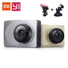 Original Xiaoyi YI Smart Car DVR camera WiFi Xiaoyi Dash Camera 165 Degree ADAS 1080P 60fps 2.7″Car Camera for IOS and android