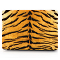 Tiger stripe Pattern Laptop Body Shell Protective Hard Case For MacBook Air 11 13 A1369 / Pro 13 15 A1286 / Pro Retina 12 13 15