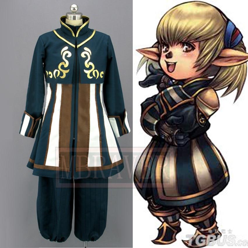 Final Fantasy Shantotto Shatoto cosplay Cosplay Costume