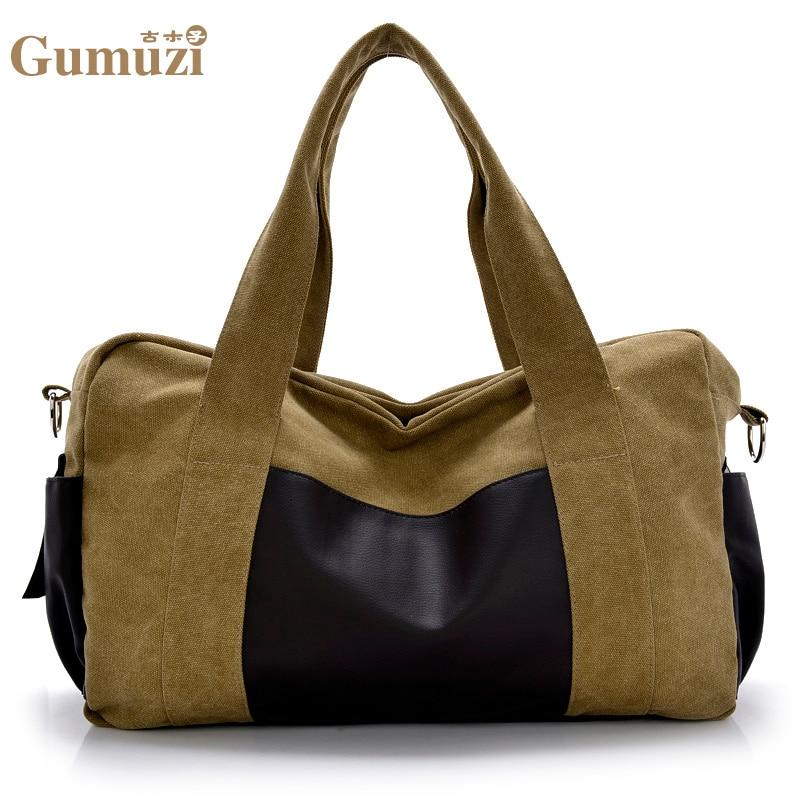 купить New shoulder casual bag messenger bag canvas man travel handbag for male trip/daily use,grey khaki black color free shipping недорого