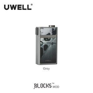 Image 3 - В наличии! Блок мод UWELL Squonk, аккумулятор 18650, 90 Вт, 15 мл, герметичный разъем 510, моды для электронных сигарет