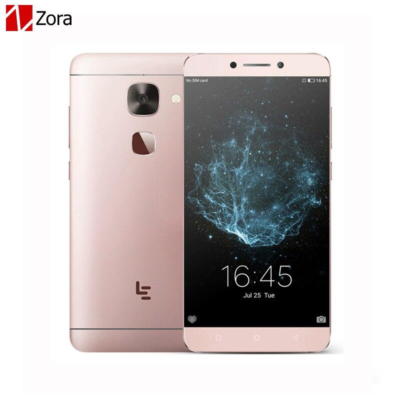 LETV LeEco Le S3 X626 21.0MP+8.0MP Camera 5.5inch 1920*1080P Smartphone 4G LTE Deca Core 4G+32G <font><b>3000mAh</b></font> Battery Mobile <font><b>Phone</b></font>
