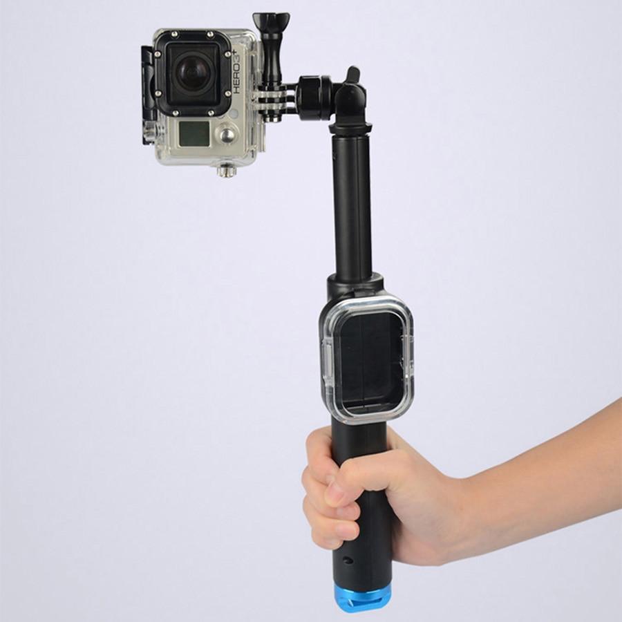 360 Roteren Draagbare Handheld Selfie Stok 35-98CM Monopod Voor - Camera en foto - Foto 6