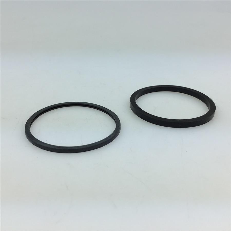 STARPAD мотоциклетное кольцо под насос, кольцо от пыли, универсальные аксессуары, масляное уплотнение 22, 25, 30, 32, 42, 45 мм, 1 пара, пластиковое кольцо
