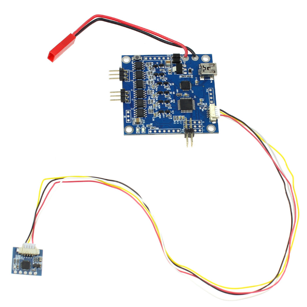 F05834 BGC 2.0 Borstlös kamera Gimbal AIO Controller Board Ryssland Firmware w / Sensor FPV