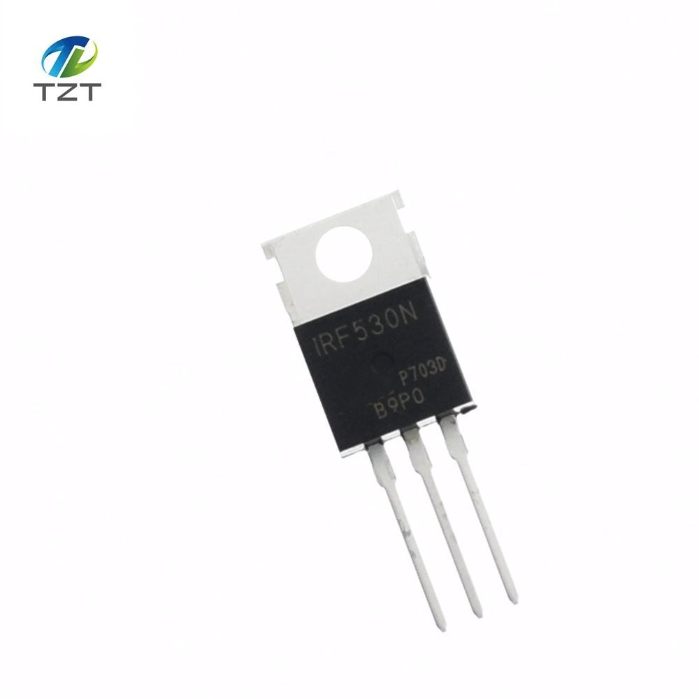 Business & Industrial 50pcs Irf530npbf Irf530n To-220 Ir Power Mosfet New Ic