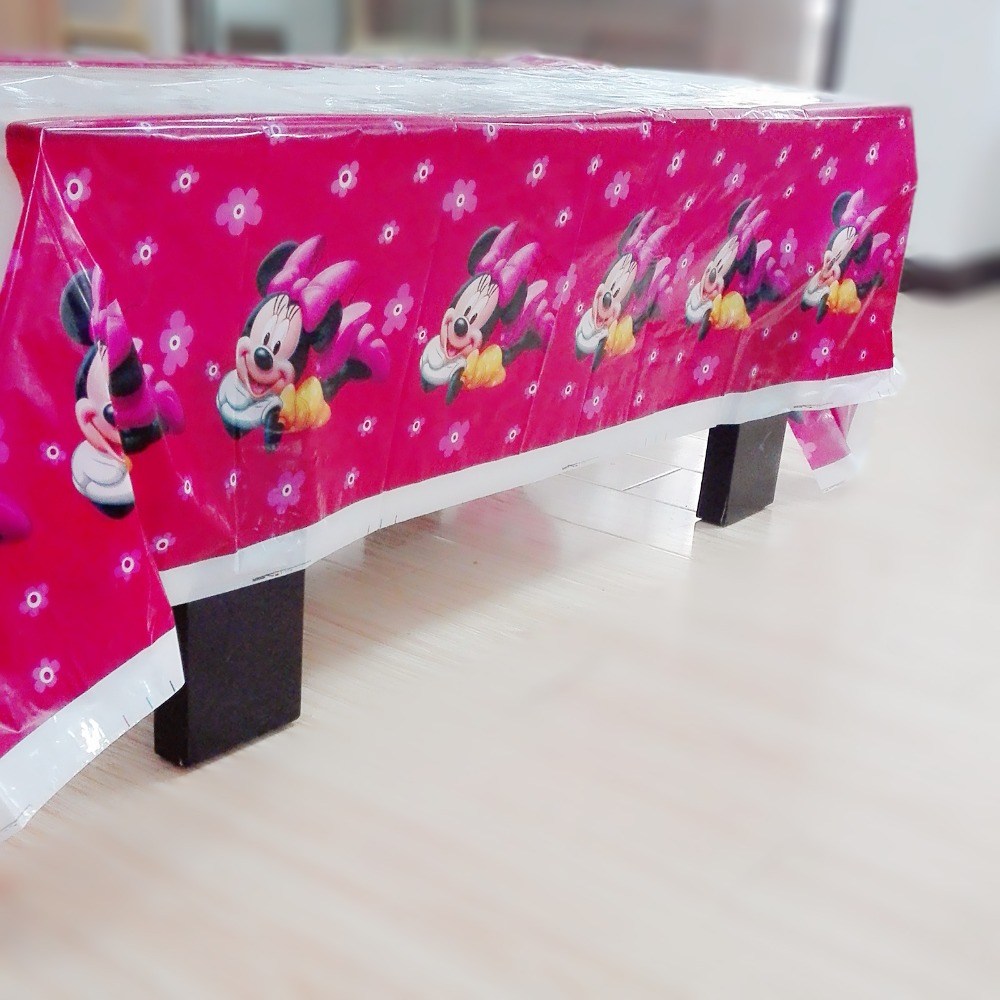 Online Buy Wholesale minnie mouse red decoration from China minnie ...