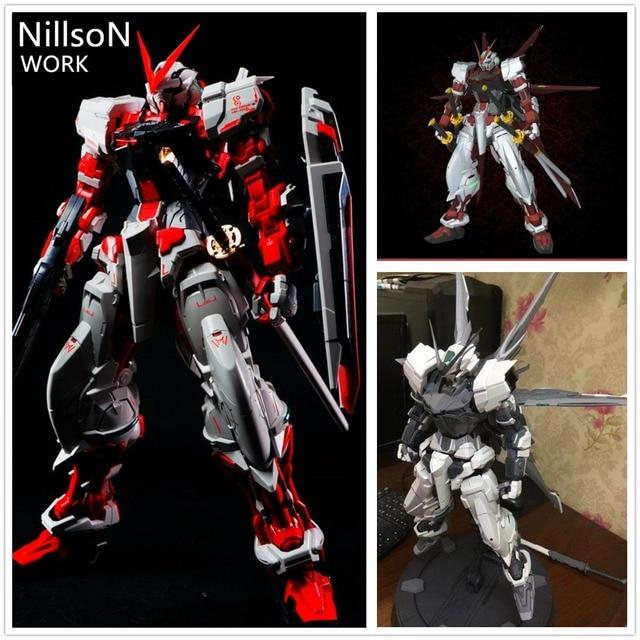 MBF-P02 Gundam Astray Red Frame (RG) (Gundam Model Kits)