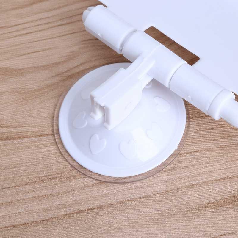 Do montażu na ścianie plastikowe przyssawki toaleta wc uchwyt na papier toaletowy z pokrywą