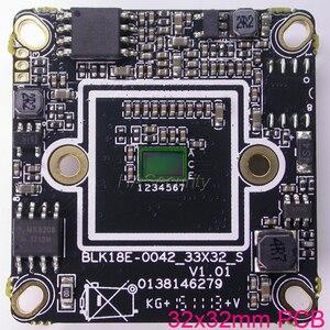 """H.264 720P 32x32mm size 1/4"""" CMOS H42 CMOS image sensor Hi3518E V100 CCTV IP camera PCB board module (optional parts)(China)"""