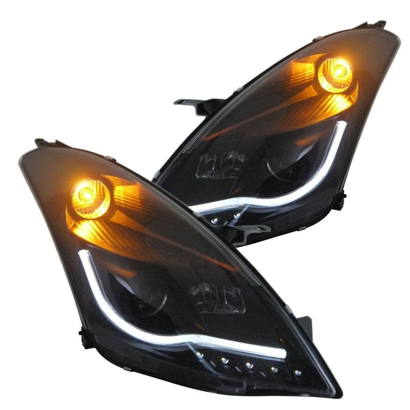 For Suzuki Swift Headlights 2014-up