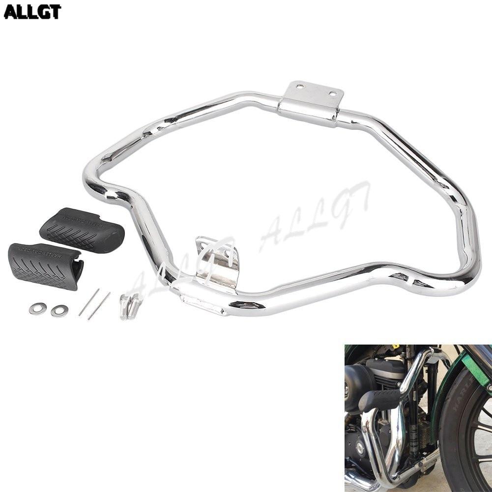 Motorcycle Crash bars Protection For Harley Davidson Sportster XL883 2004-2016