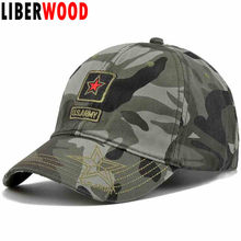 7c07ac9cb8c LIBERWOOD United States US Army Special Forces Baseball Cap Embroidered  Stars Hats Men Women Tactical Cotton