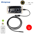 Endoskop 7mm Android USB Endoscope Borescope Waterproof Endosopio Inspection Pipe Endoscope for Android Phone OTG IP67 Camera
