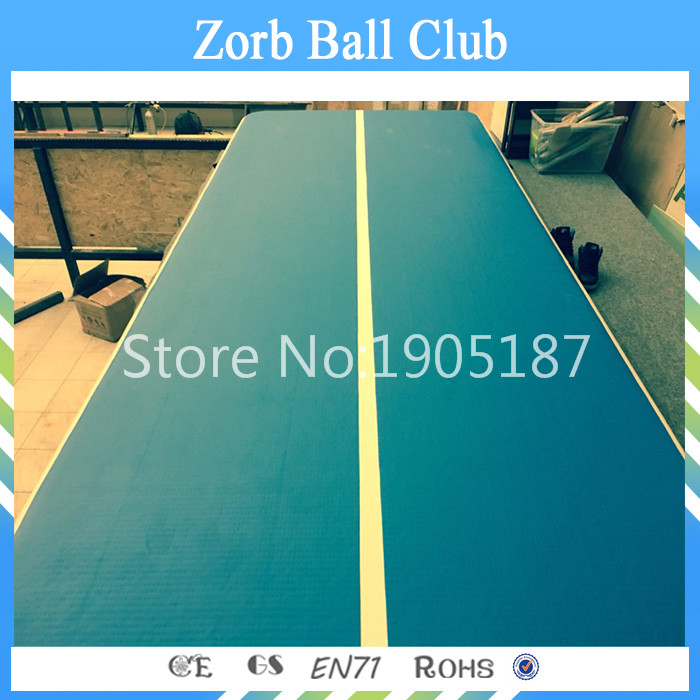 Free Shipping 6x1x0.2m Cheap inflatable gymnastics tumbling mat Air Floor for Home Use  Beach/Park and Water Free One Pump original projector lamp lmp136 610 346 9607 nsha330yt for sanyo plc xm150 plc xm150l plc wm5500 plc zm5000l plc wm5500l