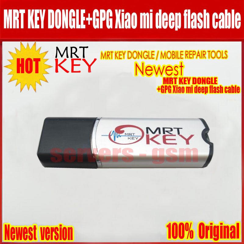 2019 Date D'origine MRT CLÉ Dongle + pour GPG xiao mi ensemble de câble - 4