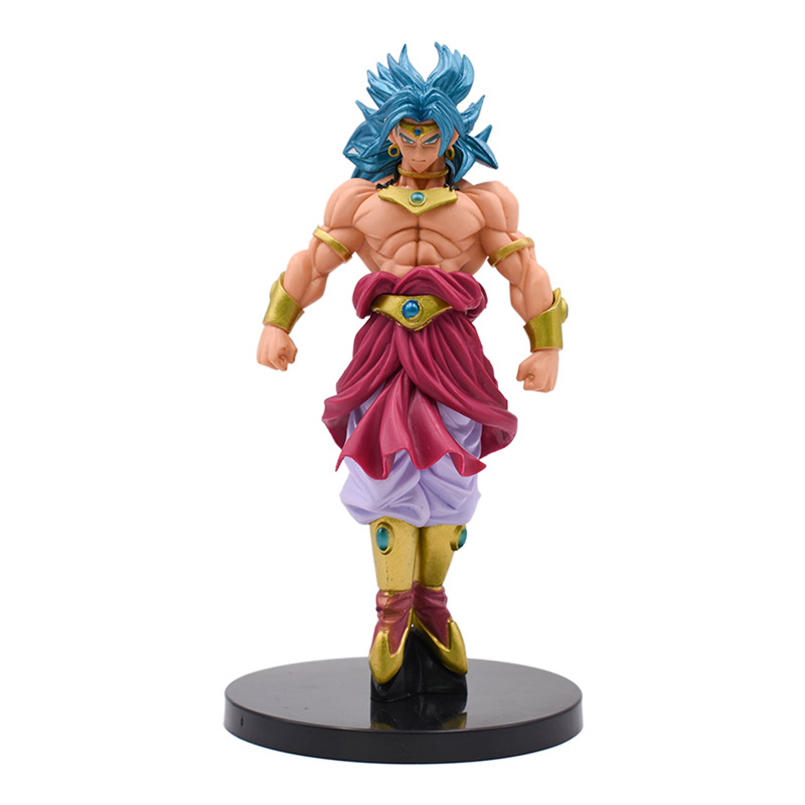Action-Figure Model-Toys Collectible Anime Super PVC 21-22cm Goku