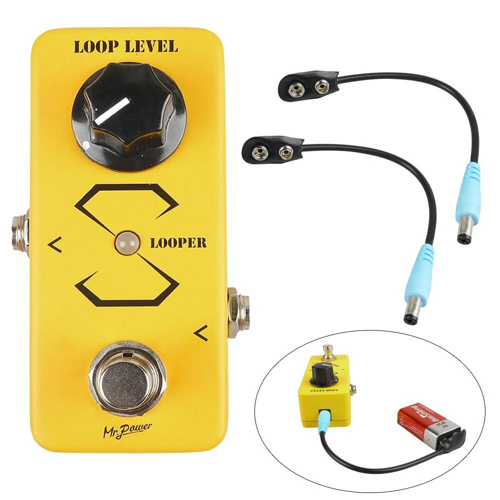 Electric Bass Guitar Effects Pedal : guitarra looper pedal mini electric guitar effect mini pedal electric bass guitar effects ture ~ Vivirlamusica.com Haus und Dekorationen