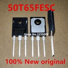 2019 + 50T65FESC MBQ50T65FESC MBQ50T65FDSC 50T65FDSC 50T65FDHC 50T65 100% nowe importowane oryginalne 10 sztuk