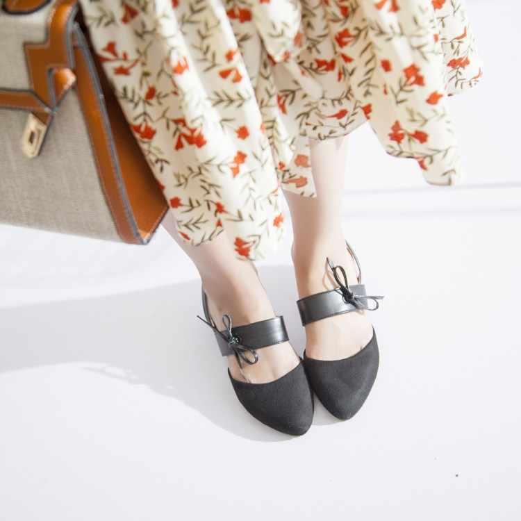 גדול גודל 11 12 13 14 עקבים גבוהים סנדלי נשים נעלי אישה קיץ גבירותיי מחודדת חבילה הבהונות רדוד פה עבה עם סנדלי