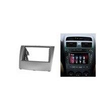 Para BYD L3 2010 + Doble Din Fascia Radio DVD Estéreo Dash Panel De Montaje de Instalación Kit de Ajuste de Bisel