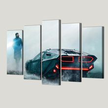 5 Piece Canvas Painting Printed wall art poster picture home decoration canvas free shipping framed home art Abooly