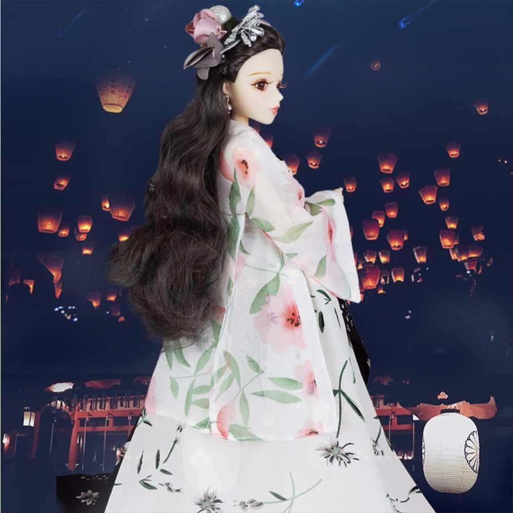 BJD кукла 1/6 MMGirl Таро серия 30 см кукла с гибкими суставами название сила серые волосы