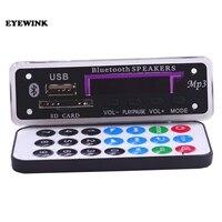 Modulo scheda di decodifica MP3 Bluetooth con Slot per scheda SD/USB/FM/modulo scheda di decodifica remota M011