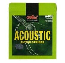 Musikinstrumente heiße Verkäufe. 012-.053 Licht Akustik-Gitarren Saiten Gitarre Teile Zubehör