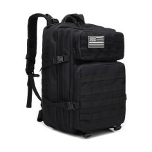 TAK YIYNG Tentara Militer Taktis Ransel Besar 3 Hari Assault Pack Molle Bug Out Bag Ransel Tahan Air Hiking Outdoor Berkemah(China)