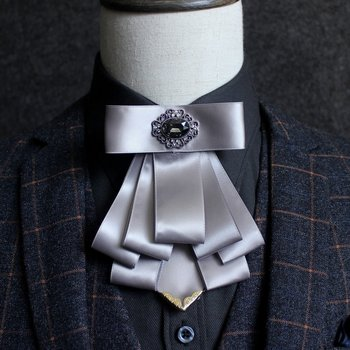 High quality men's handmade polyester bow tie England suit shirt groom groomsman host stylist bow tie superior quality diamond men bow tie british europe and the united states suits shirt bow tie