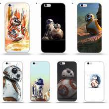 Perciron Kracht Wekt Bb-8 Droid Robot Voor Galaxy Alpha Core Note 2 3 4 S2 A10 A20 A20E A30 A40 a50 A60 A70 M10 M20 M30(China)