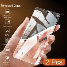 2pcs/Lot 9H Tempered Glass For Huawei Nova 5 Pro 4 4E 3 2 Plus 3E 3i Lite Y7 Y6 2017 Explosion Proof Screen Protector(China)
