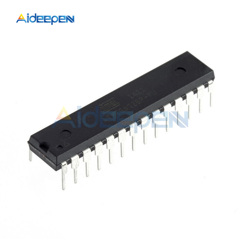 Dip28 ATMEGA 328p-pu Microcontrolle r With ARDUINO r3 UNO bootloader or not