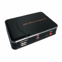 280HB HDMI HD Game Video Capture 1080P Recorder For X Box PS3 PS4 Blue Ray Set top Box Computer With Mic Microphone