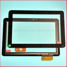 A+ Black New Touch Screen Digitizer Panel for 10.1″ PRESTIGIO MultiPad 4 Ultimate 10.1 3G PMP7100D3G_QUAD Tablet Glass Sensor