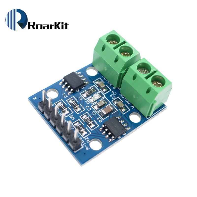 Hg7881 Hg7881cp Two Road Motor Driven Motor Driver Module