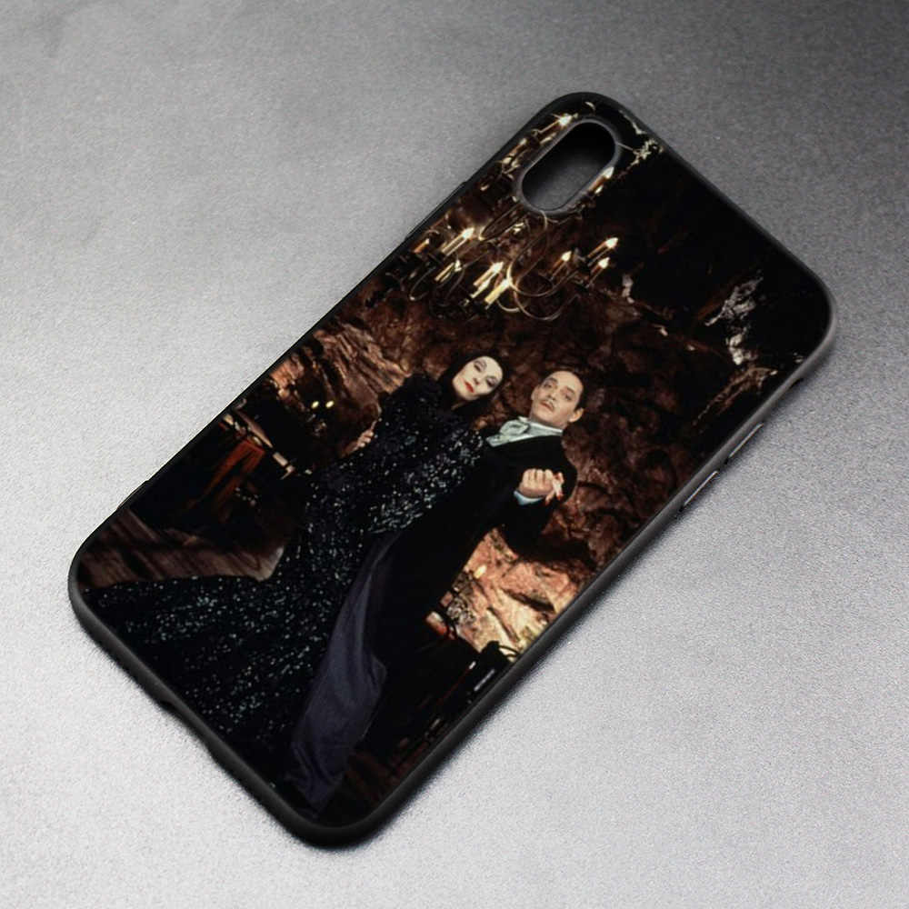Bride of Frankenstein Black Rubber Soft TPU Silicone Case Cover for iPhone X XS XR XS 11 11Pro Max 7 8 6 6S 5 5S 5C SE Plus Case