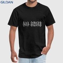 Black Men T-Shirt High Quality Lil Skies Men's T Shirt O Neck Tshirt 3xl Pop Top Tee Camisas Manga Corta Hombre
