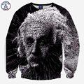 Mr.1991INC Новые толстовки для мужчин 3d кофты творческий печати великий ученый Эйнштейн повседневная осень толстовки топы пуловер