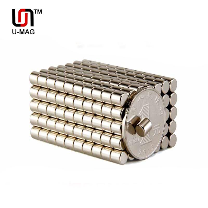 10PCS 15MM X 2MM Neodymium Disc Super Strong Rare-Earth N50 Small Fridge Magnets
